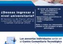 Ofrece Alcalde Alfredo Lozoya cursos gratuitos de preparación para examen Ceneval
