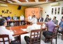 Prepara Alfredo Lozoya renacimiento espiritual en Parral junto a sector religioso