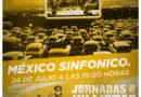 Este 24 de julio no te pierdas el auto-concierto México Sinfónico en la explanada de mina La Prieta