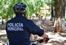 Agentes Preventivos mantienen el resguardo de los espacios públicos