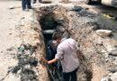 JMAS Delicias repara colapsos y averías en el drenaje causados por las lluvias