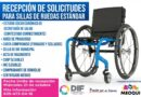 Apoyarán a personas que necesiten silla de ruedas en Meoqui
