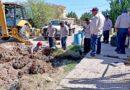 Junta de Agua advierte a reciente medidas drásticas si continúa arrojando basura a el drenaje, en Laderas del Norte