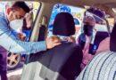Iniciamos la instalación de acrílicos protectores en taxis para seguridad de conductores y pasajeros: Alcalde