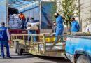 Entregan en Delicias 19 toneladas de maíz subsidiado al 50%