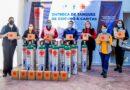 Cáritas de Delicias recibieron tanques de oxígeno: Roberto Carreon