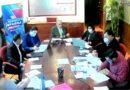 Reciben diputados y diputadas al Secretario de Comunicaciones y Obras Públicas del Gobierno del Estado