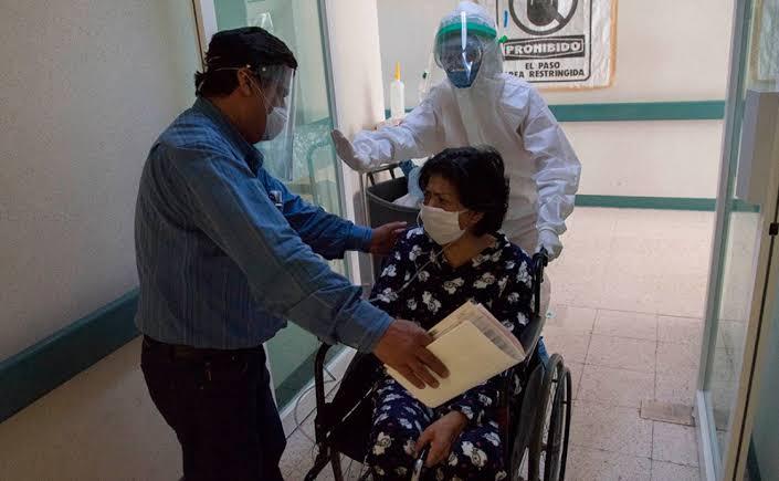 Se recuperan 1193 infectados por covid