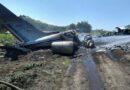 Avión de la Fuerza Aérea sufre accidente: mueren 6 militares