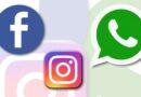 Se cae a nivel mundial whatsapp, instagram y facebook