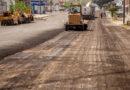 Obras Públicas inicia trabajos de pavimentación en Ave. Arroyo de Bachimba en Delicias
