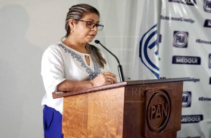 Renuncia María de los Ángeles Siqueiros Tarango a la candidatura para ser regidora de Meoqui