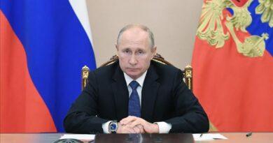 Vladimir Putin fue vacunado contra Covid-19