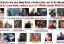 Identifican a incitadores de hechos violentos en Cárdenas