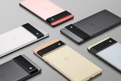 Así será el Google Pixel 6, un smartphone que usará IA todo el tiempo