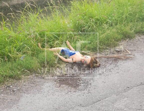 Reportan cuerpo de bebé flotando y resultó ser una muñeca de plástico
