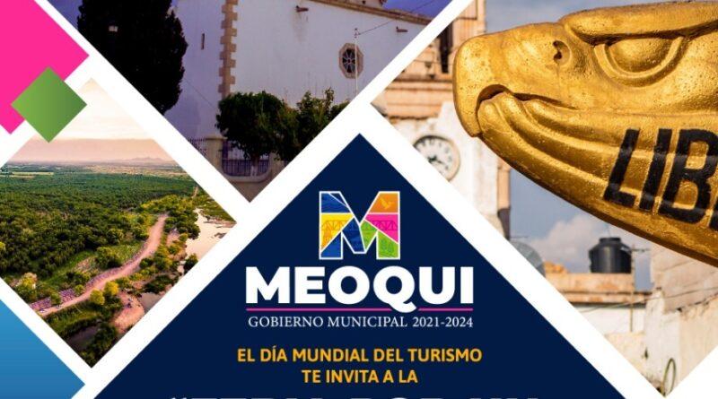 El domingo habrá feria del turismo en Meoqui