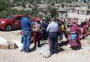 Colaboró DIF Estatal con transporte a Asociaciones Civiles y Cruz Roja para llevar apoyo alimentario a familias de Bocoyna y Carichí