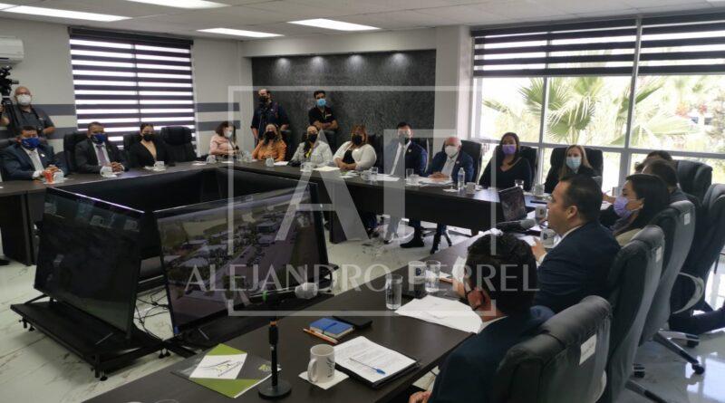 Celebran sesión de cabildo en el Tecnológico de Delicias por su 35 Aniversario