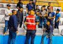Inmigrantes reciben apoyo de gobiernos municipales y son trasladados a Juárez