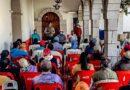 Se reúne titular de COEPI con autoridades indígenas de Bocoyna