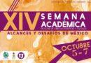 """Inaugura Rector de la UACH la XIV Semana Académica """"Alcances y desafíos de México"""""""